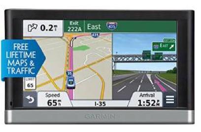 solo road trip GPS