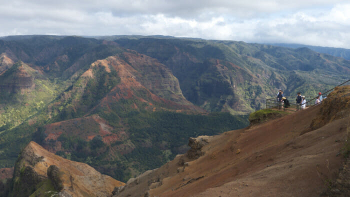 photo, image, waimea canyon, hiking destinations for solo travelers