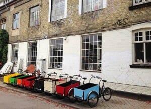 Pic of the Week: Cargo Bikes in Copenhagen