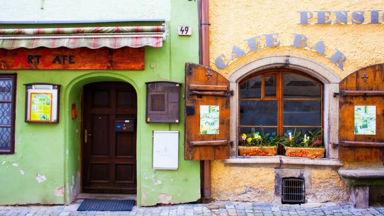 photo, image, shops, cesky krumlov, czech republic