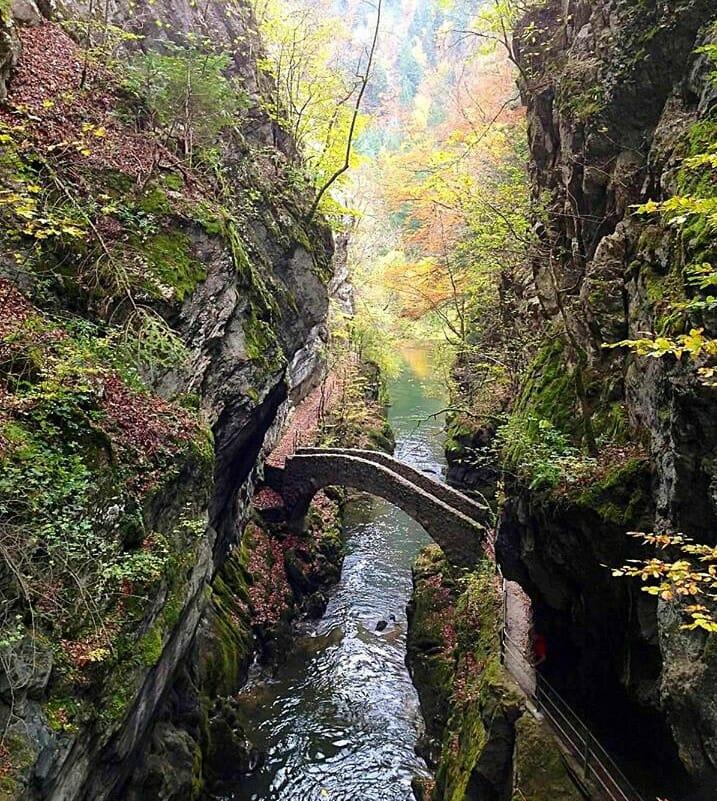 photo, image, areuse gorge, switzerland
