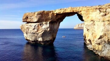 photo, image, azure window, gozo island, malta