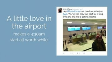 Survive Airports with a Smile: Lovin' the Lineups
