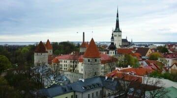 Solo Travel Destination: Tallinn, Estonia