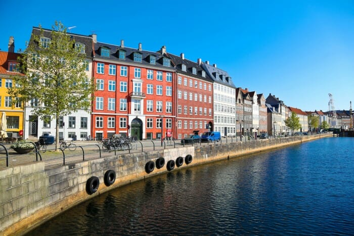 Where to stay Denmark