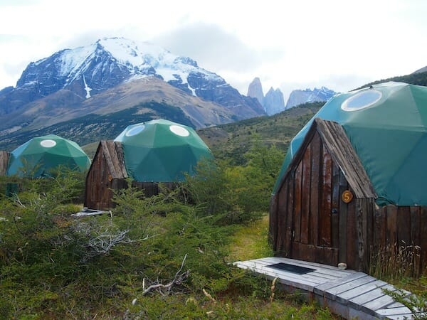 EcoCamp Patagonia Chile