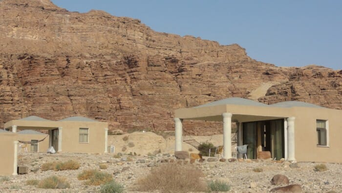 Where to stay Jordan