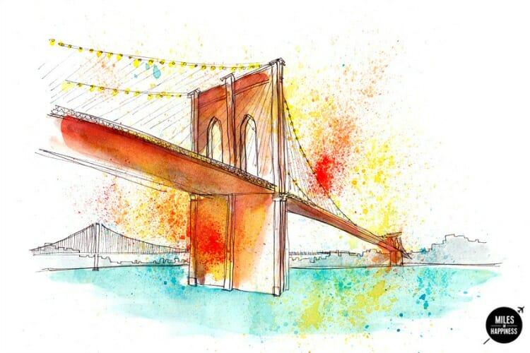 photo, image, brooklyn bridge, images of new york