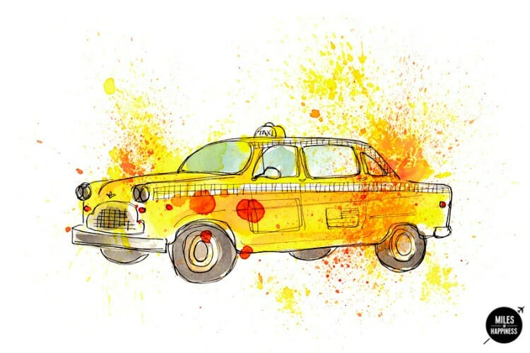 photo, image, yellow taxi, images of new york