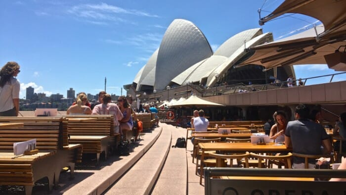 sydney opera house, first time solo travelers