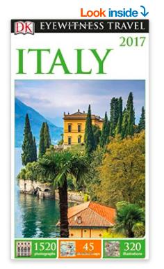 Eye Witness Italy is on Amazon.