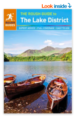 I highly recommend the Lake District as your first destination into the UK countryside. This guide is available on Amazon.
