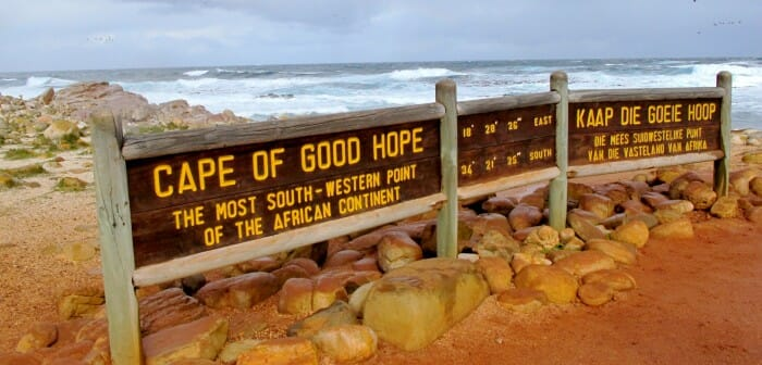 Where to stay South Africa