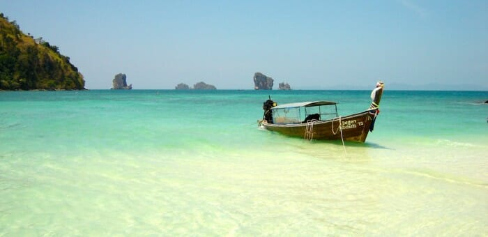 Where to stay Thailand