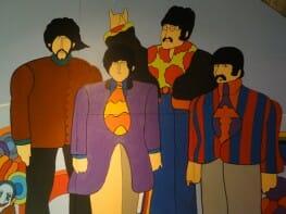 Beatles Museum, Liverpool, UK