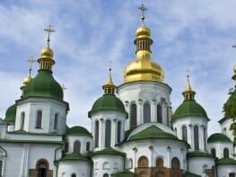Sofiyiskiy Cathedralm, Ukraine, Kiev