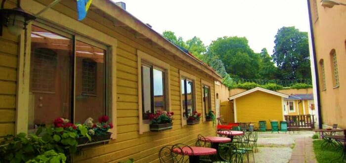 Where to stay Sweden