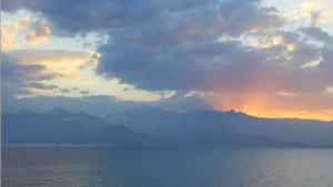 Pic of the Week: Sunset in Antalya, Turkey