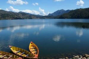 Pic of the Week: Begnus Lake, Nepal