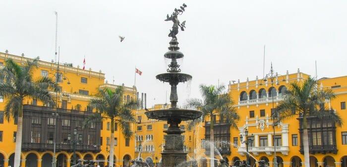 Where to stay Peru