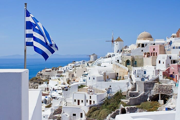 Where to stay Greece