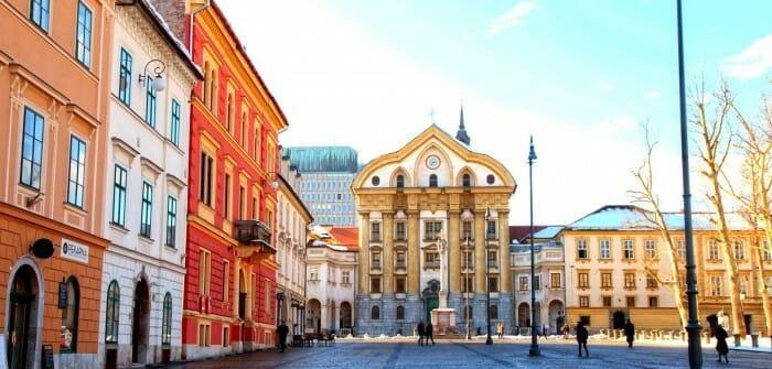 Where to stay Slovenia