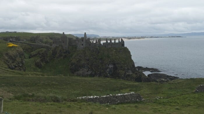 Next up, Dunluce Castle.