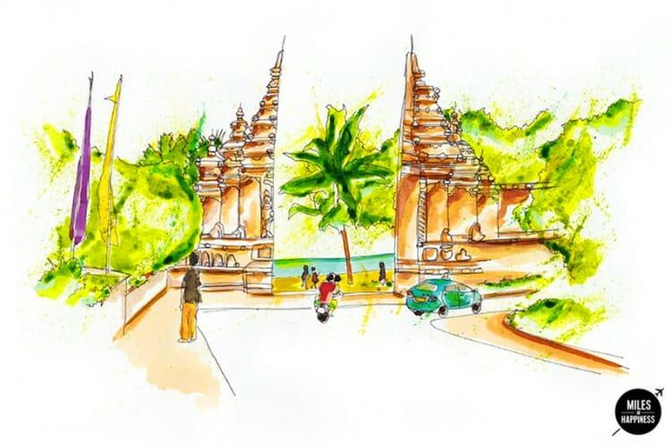 photo, image, bali, images of indonesia