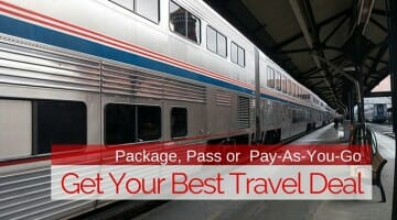 Package, Pass or Pay-As-You-Go Travel: What's Your Best Deal?