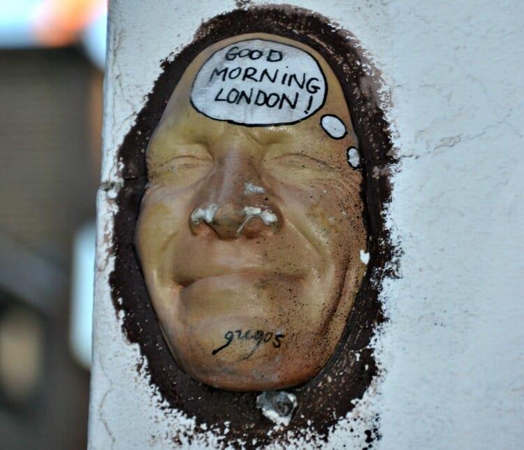 photo, image, street art, gregos, east end london