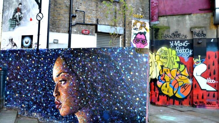 photo, image, jimmy c, graffiti, east end london
