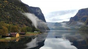 Pic of the Week: Naeroyfjord, Norway