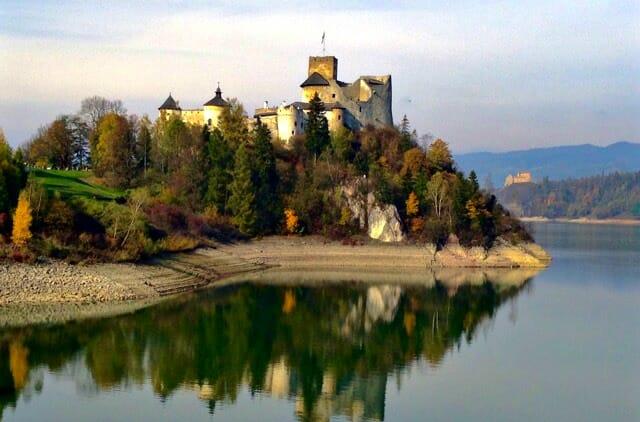 photo, image, Niedzica Castle, Poland