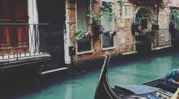 Pic of the Week: Canal in Venice, Italy