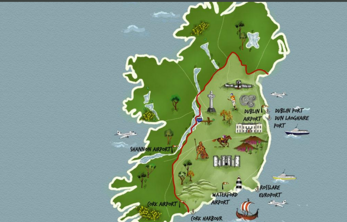 Ireland's Ancient East covers a lot of territory. This post is about the most ancient of the ancient in County Meath.