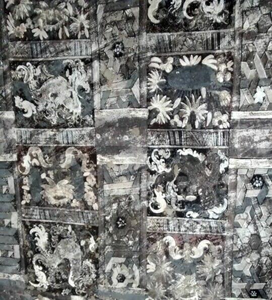 photo, image, painting, ajanta and ellora caves, india