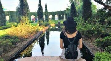 photo, image, cummer museum gardens, jacksonville, florida