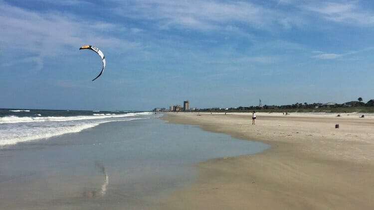 photo, image, beach, jacksonville, florida