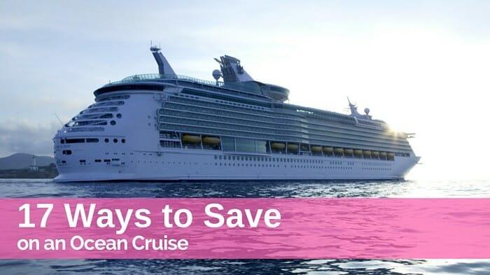 Save on an Ocean Cruise