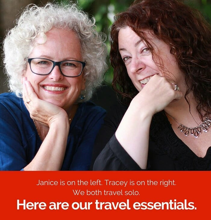 Below is what we think is essential for travel.