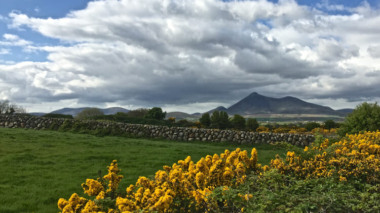 photo, image, mourne mountains, solo travel northern ireland