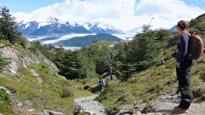 photo, image, hiker, mountains, rewarding solo trips