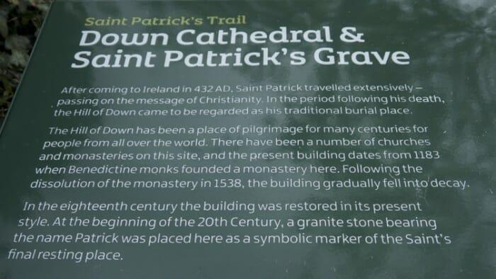 St. Patrick's Way.