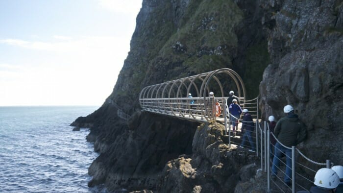 The Gobbins.