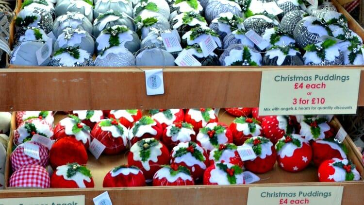 photo, image, christmas pudding, bath christmas market