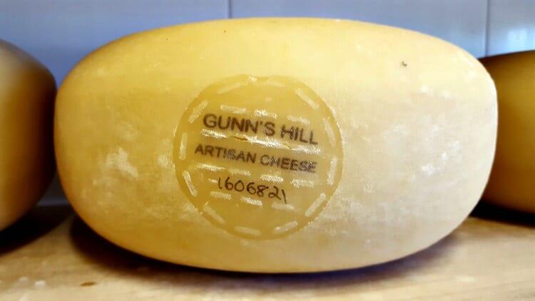 photo, image, cheese, oxford county cheese trail, gunn's hill