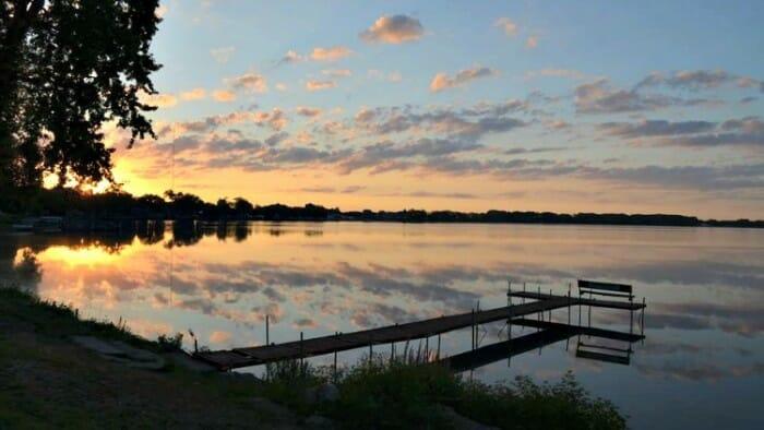 sunrise, storm lake, iowa, united states photos