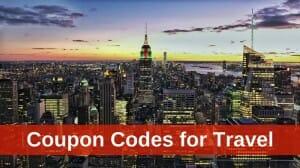 Travel Coupon Codes: Summer Sales