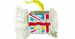 Solo Traveler Artist in Residence: Images of London