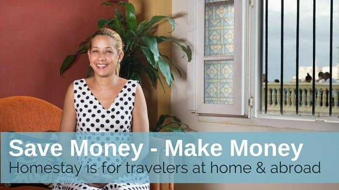 Save Money Make Money Homestay